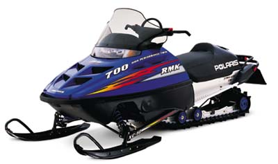 2000 Polaris Indy 700 RMK