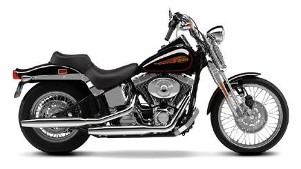 2002 Harley-davidson Fxsts/fxstsi Springer Softail