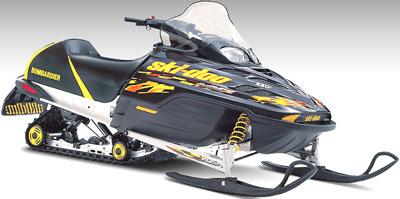 2003 Ski-Doo MX Z Fan 550F RER