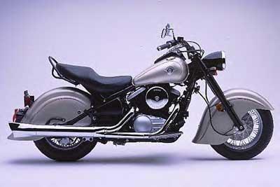 2000 Kawasaki Vulcan 800 Drifter