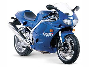 2001 Triumph Daytona 955i