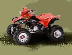 2001 Honda Sportrax 300EX