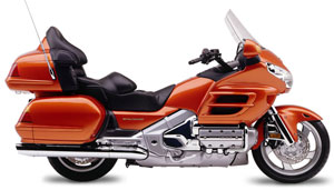 2002 Honda Gold Wing