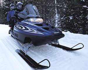 2002 Polaris Indy Trail Touring