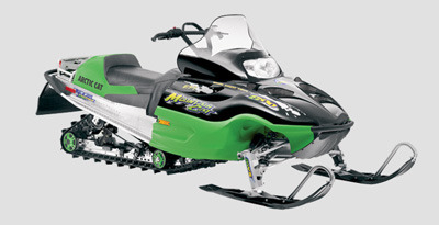 2002 Arctic Cat Mountain Catl 600 EFI