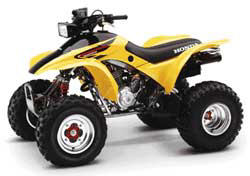 2002 Honda Sportrax 300EX