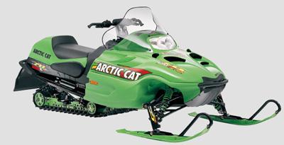 2002 Arctic Cat ZR 600 EFI