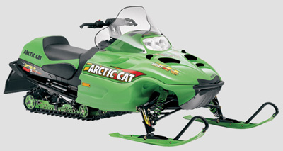 2002 Arctic Cat ZR 800