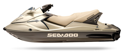 2003 Sea-Doo GTX 4-Tec Supercharged Limited Edition