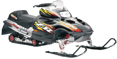 2003 Arctic Cat ZR 900