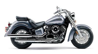 2003 Yamaha V Star 1100 Classic