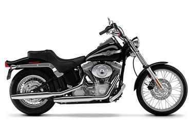 2003 Harley-Davidson FXST/FXSTI Softail Standard