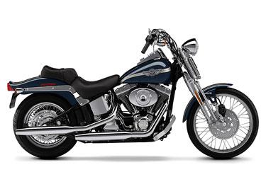 2003 Harley-davidson Fxsts/fxstsi Springer Softail