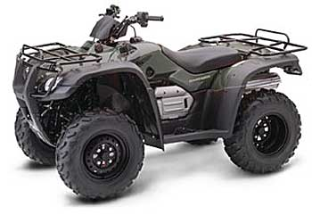 2004 Honda FourTrax� Rancher� AT TRX400FA