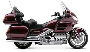 2004 Honda Gold Wing ABS (GL1800A)