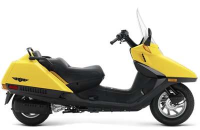 2004 Honda CN250 Helix