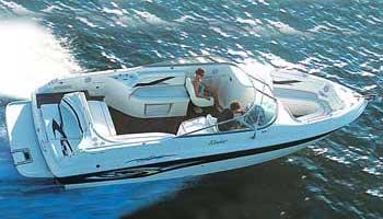 Used 2005 Rinker 282 Captiva Bowrider For Sale Port