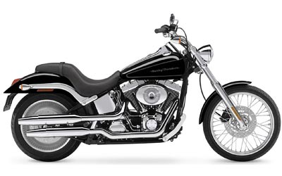2004 Harley-Davidson FXSTD/FXSTDI Softail Deuce