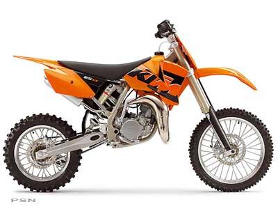 2005 KTM 85 SX (17/14)