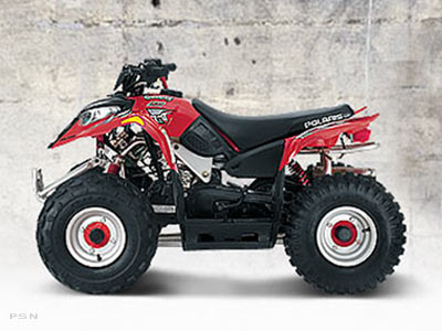 Great Starter ATV...