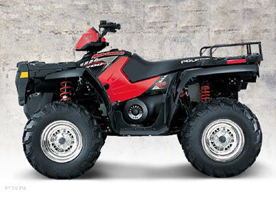 2005 Polaris Sportsman 700 Twin EFI