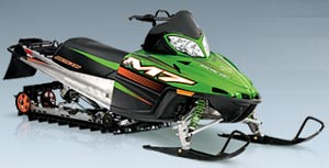 2005 Arctic Cat Mountain M7 EFI 162