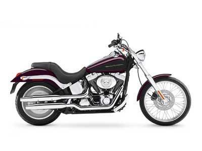 2005 Harley-Davidson FXSTD/FXSTDI Softail Deuce