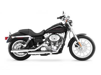 2005 Harley-Davidson FXDC/FXDCI Dyna Super Glide Custom