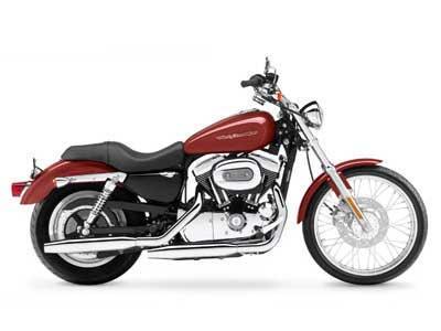 2005 Harley-Davidson Sportster XL 1200 Custom