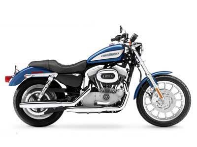 2005 Harley-Davidson Sportster XL 1200 Roadster