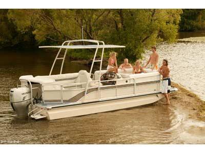 2005 Premier Boats Sport Dek CL 235