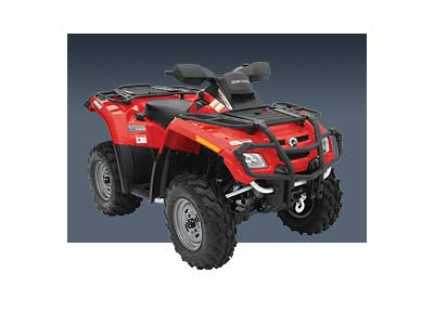2006 Can-Am Outlander� 650 H.O. EFI XT