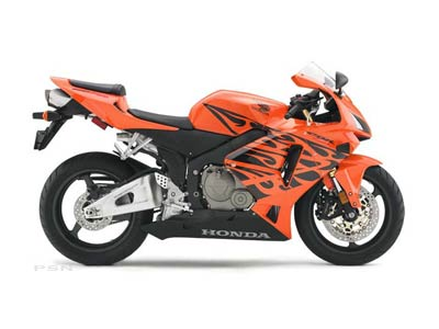 2006 Honda CBR600RR (CBR600RR)