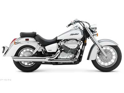 Honda VT750 Shadow Bike