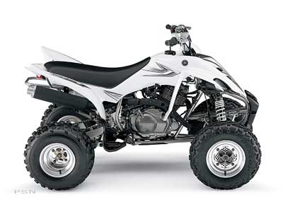 2006 Yamaha Raptor 350
