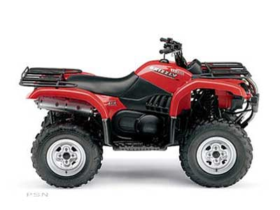 Used 2006 yamaha grizzly 660 auto 4x4 for sale pierre for 2006 yamaha grizzly 660 value