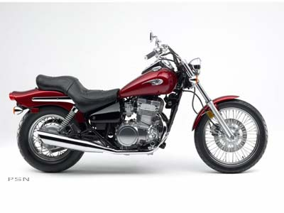 2006 Kawasaki Vulcan&#174; 500 LTD