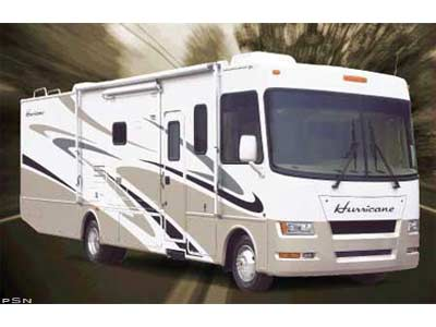 2007 Hurricane RVs Hurricane 31D