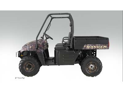 2007 Polaris Ranger XP Mossy Oak Limited Edition