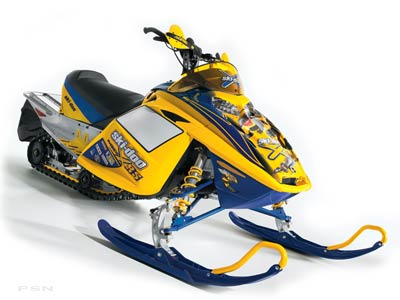 2007 Ski-Doo MX Z X-RS 2-TEC 800 HO