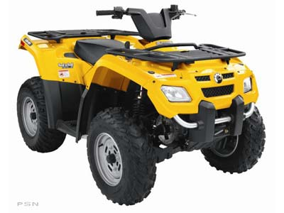 2007 Can-Am Outlander� 400 H.O.