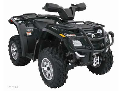 2008 Can-Am Outlander 400 HO EFI XT