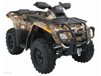 2007 Can-Am Outlander� 800 H.O. EFI XT