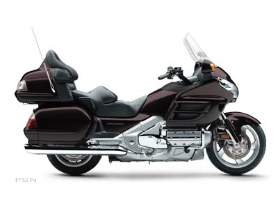 2007 Honda Gold Wing Airbag