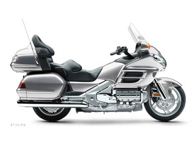 2007 Honda Gold Wing� Premium Audio