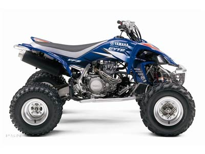 2007 Yamaha YFZ450 Bill Ballance Edition