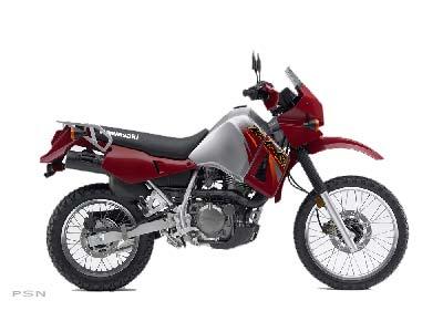 2007 Kawasaki KLR650