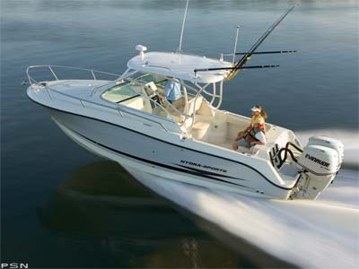 2007 Hydra-Sports Vector 2500VX BRAND NEW The perfect blend between ...