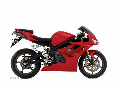 2007 Triumph Daytona 675
