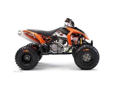 2008 KTM 525 XC ATV